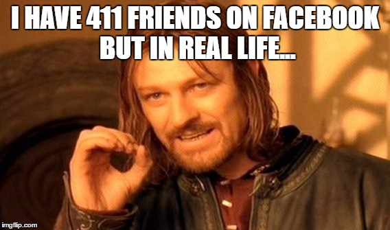Funny Memes About Life Facebook : Why are we still friends? imgflip