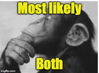 Most likely Both | made w/ Imgflip meme maker