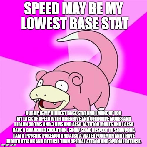 the best slowpoke meme ever - Imgflip