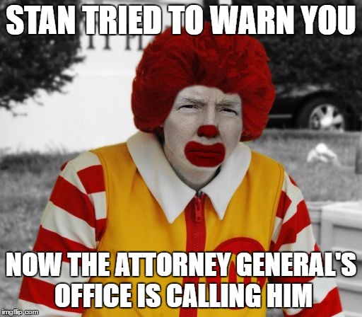 "LET'S SEE THAT ""DEAL"" 