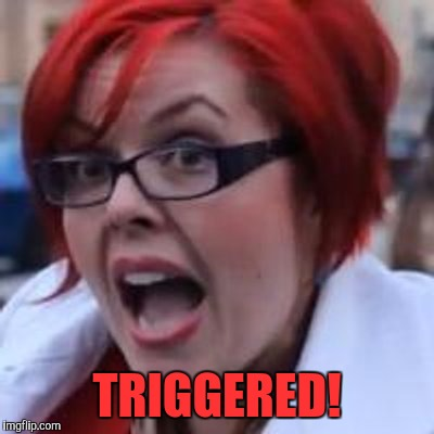 TRIGGERED! | made w/ Imgflip meme maker