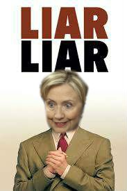 image tagged in liar hillary | made w/ Imgflip meme maker