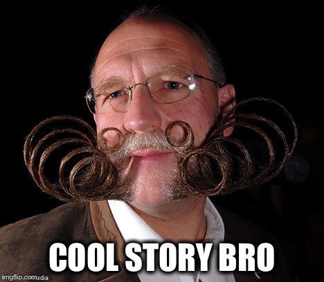 COOL STORY BRO | made w/ Imgflip meme maker
