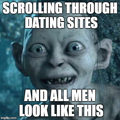 dating websites meme Memegeneratornet is the first online meme generator browse the most popular memes on the internet, create your own meme or caption your favorite character like y-u-no, philosoraptor, grumpy cat, foul bachelore frog, and more.