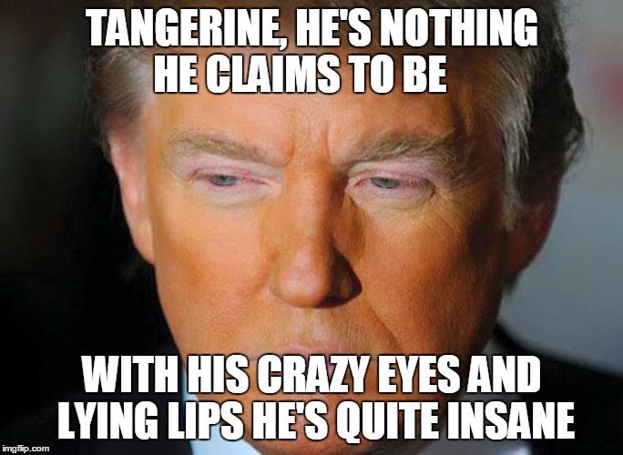 15upie orange trump imgflip