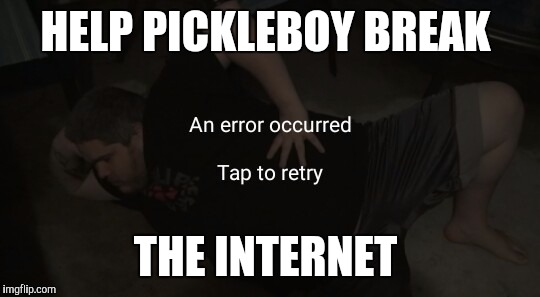 Pickleboy Imgflip