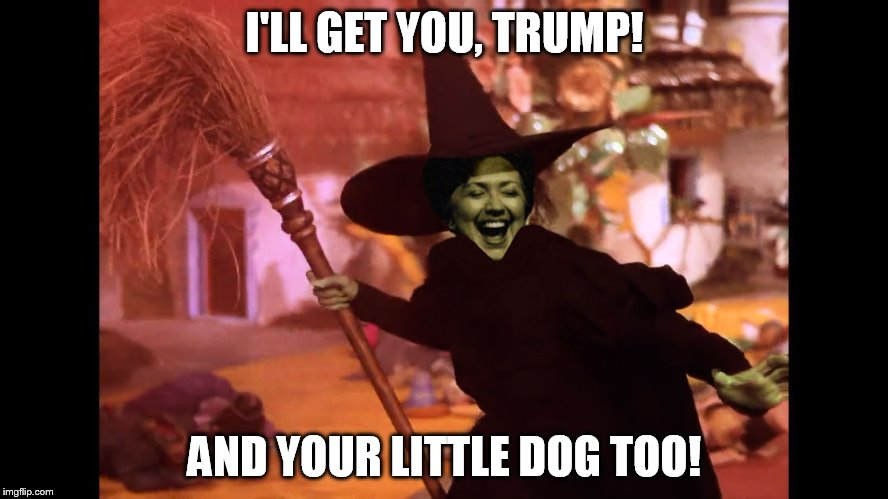 I Ll Get You And Your Little Dog Too