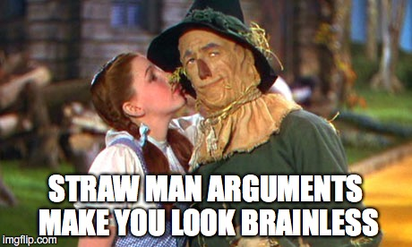 an argument that man is made Answers to arguments against christianity  straw-man argument, begging the question  a number of general points can be made first, the argument is based on.