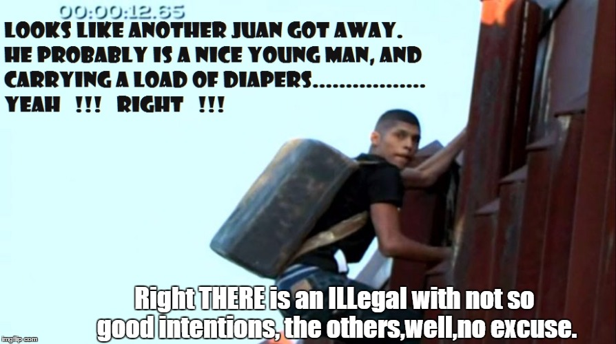 "!!SING IT!!....""Juan way or another, we're gonna getcha, we're gonna getcha,getcha,getcha,getcha......"" 