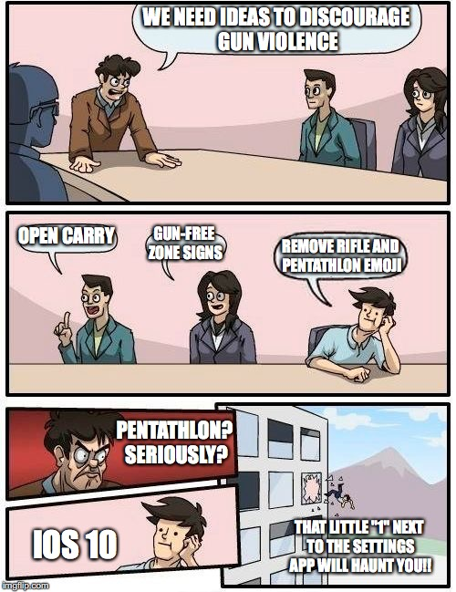 160sny boardroom meeting suggestion meme imgflip,Gun Free Zone Meme