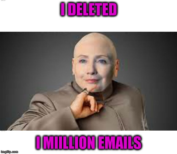 I DELETED I MIILLION EMAILS | made w/ Imgflip meme maker