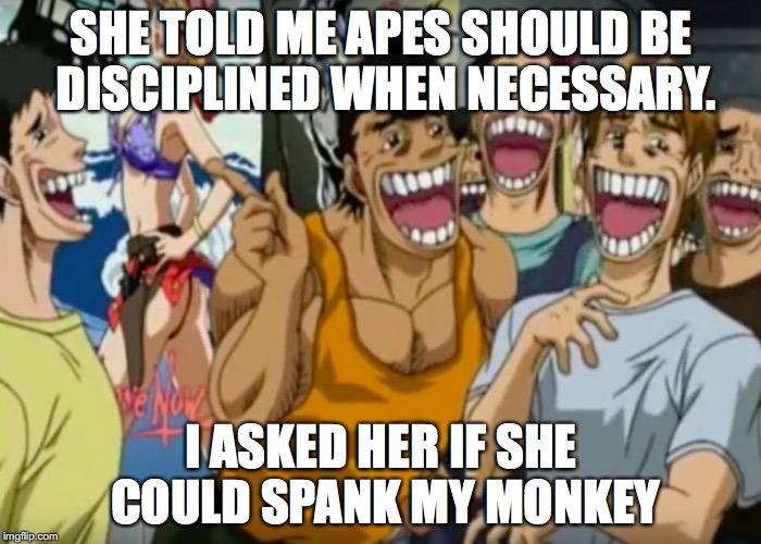 Spank teh monkey-4444