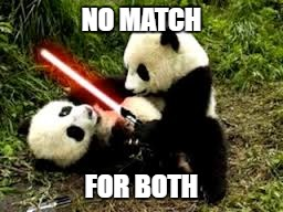 NO MATCH FOR BOTH | made w/ Imgflip meme maker
