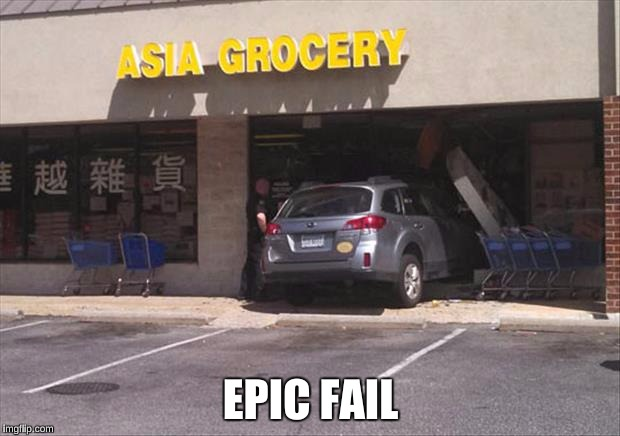 EPIC FAIL | made w/ Imgflip meme maker