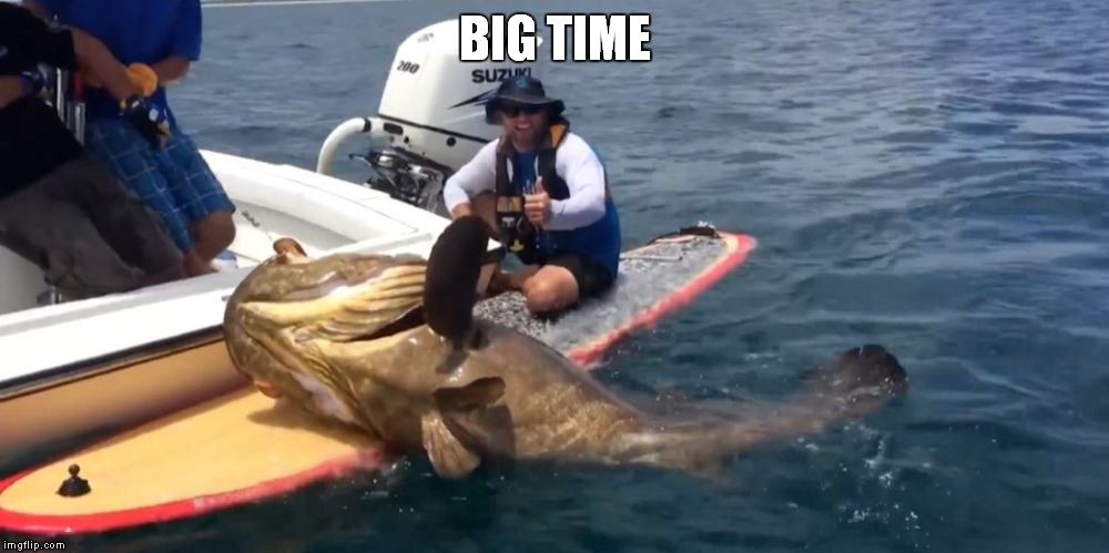 BIG TIME | made w/ Imgflip meme maker