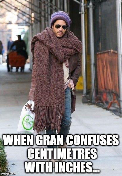 lenny scarf imgflip