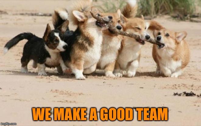 Teamwork image - hackathon
