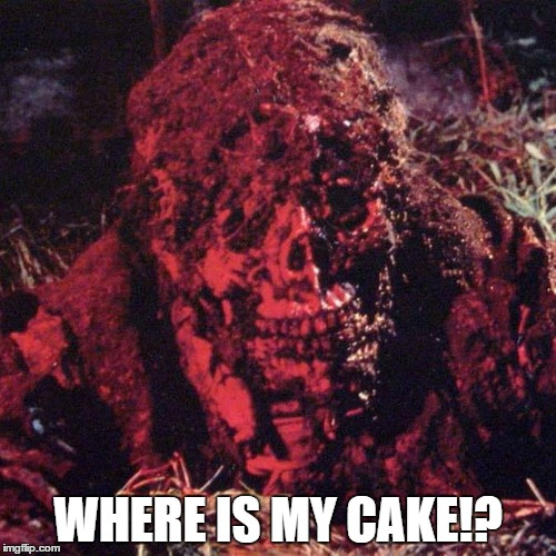Creepshow Where S My Cake