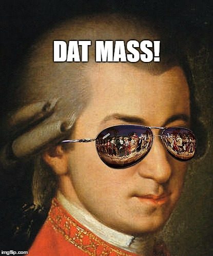 DAT MASS! | made w/ Imgflip meme maker