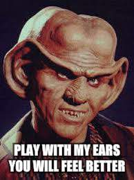 PLAY WITH MY EARS YOU WILL FEEL BETTER | made w/ Imgflip meme maker