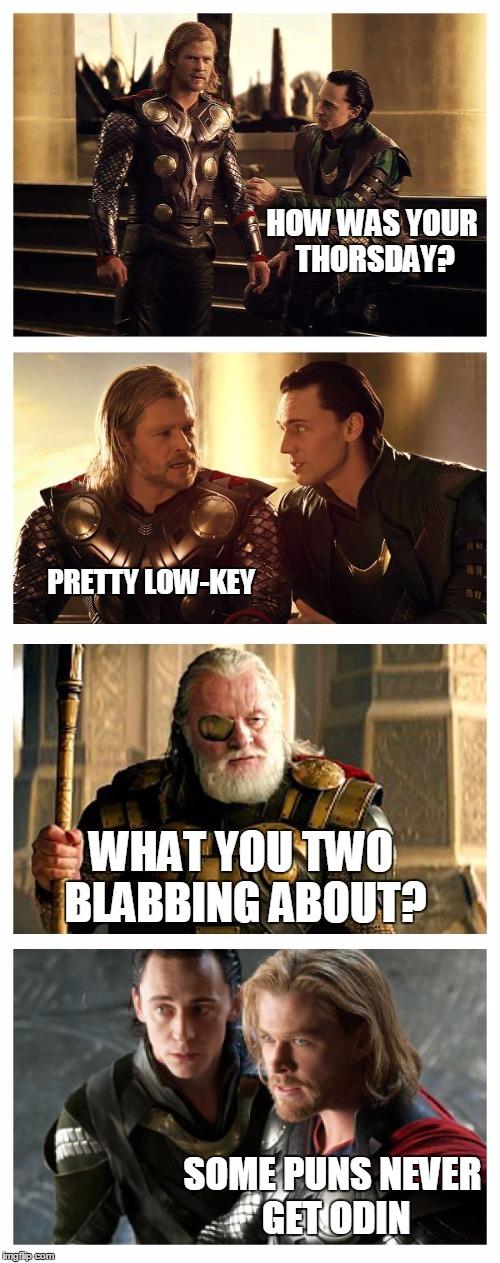 Thor memes