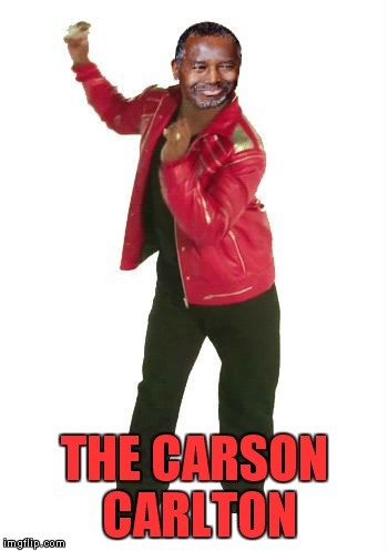 THE CARSON CARLTON | made w/ Imgflip meme maker