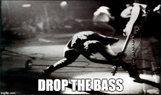 DROP THE BASS | made w/ Imgflip meme maker