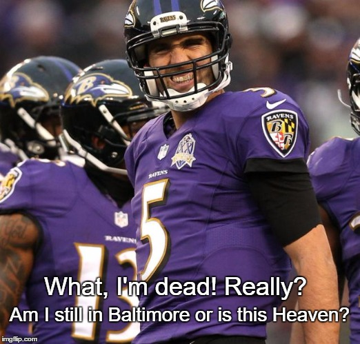 """Hacked"" Twitter account falsely reports death of Joe Flacco 