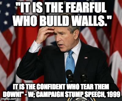 George W Bush Meme Generator Imgflip
