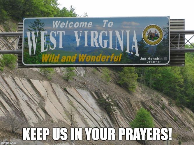 West Virginia Meme Generator Imgflip
