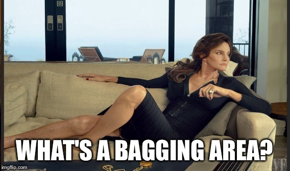 WHAT'S A BAGGING AREA? | made w/ Imgflip meme maker