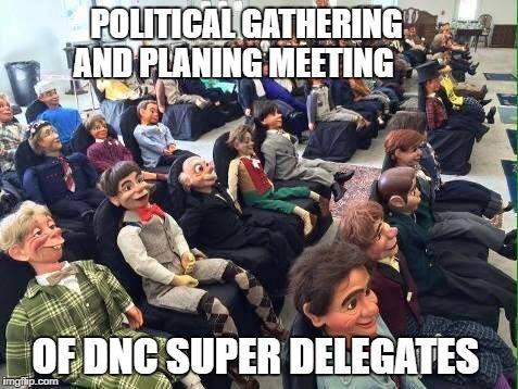 Super Delegates Imgflip - Delegates and superdelegates