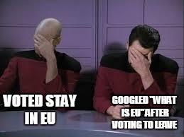 Star Trek Meme Facepalm   Meme Creation  Star Trek Meme ...