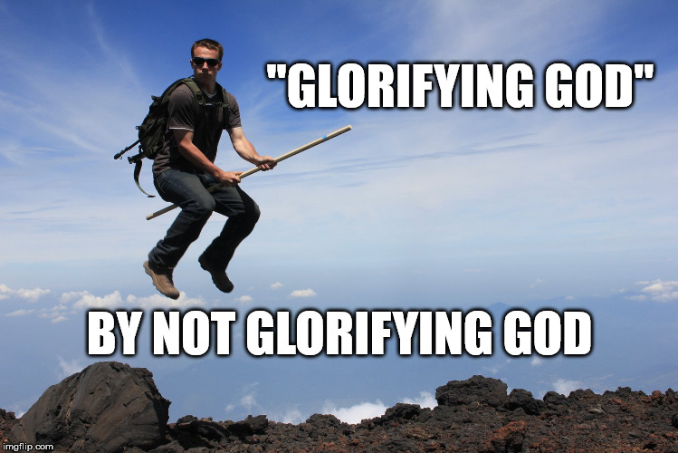 "BlackGryph0n and his ""Christianity"" 