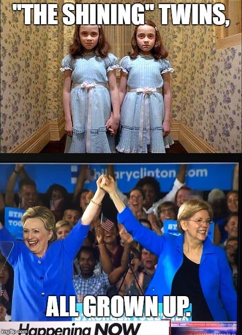 The Shining Twins Imgflip