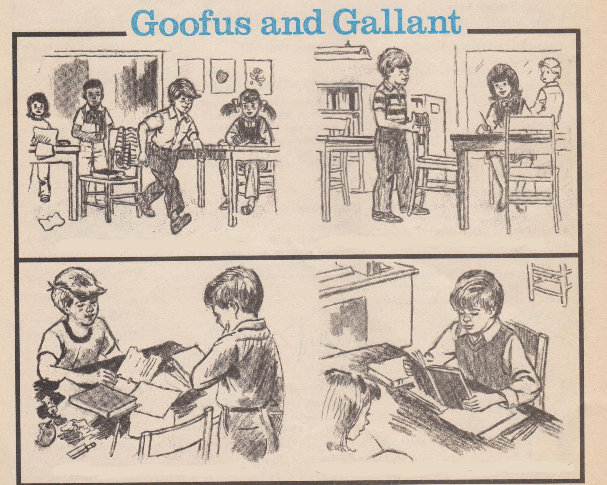 16m0d1 goofus and gallant blank template imgflip