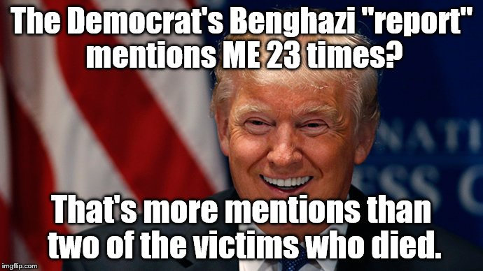 "Here's how to tell that a ""report"" is partisan. 