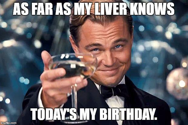 happy birthday drinking meme drinking   Imgflip happy birthday drinking meme