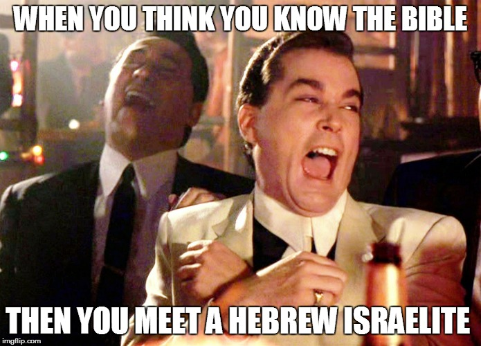 Funny Jew Meme : It is funny because he s a jew ken jeong funny meme generator