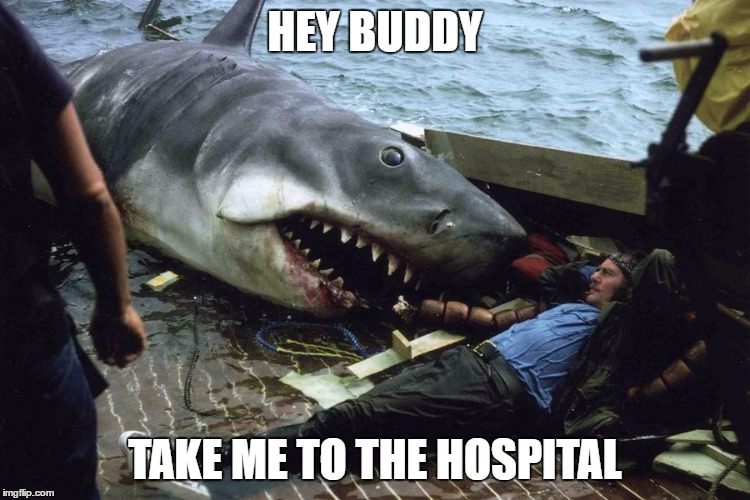 HEY BUDDY TAKE ME TO THE HOSPITAL | made w/ Imgflip meme maker