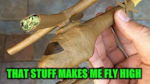 THAT STUFF MAKES ME FLY HIGH | made w/ Imgflip meme maker