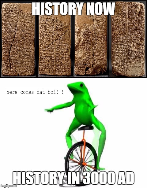 how to draw dat boi meme