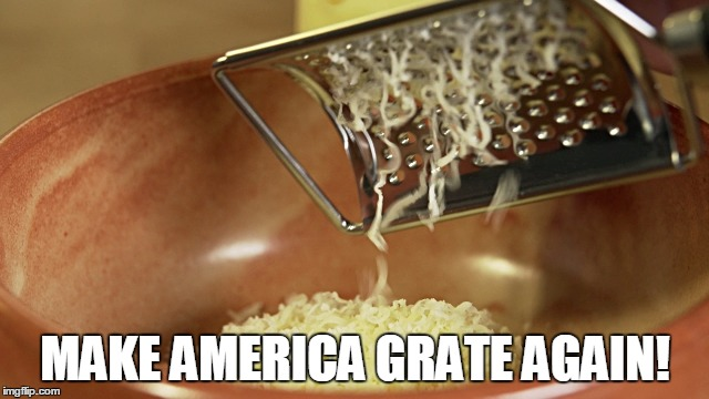 MAKE AMERICA GRATE AGAIN! | image tagged in grate | made w/ Imgflip meme maker