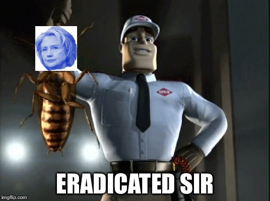 ERADICATED SIR | made w/ Imgflip meme maker