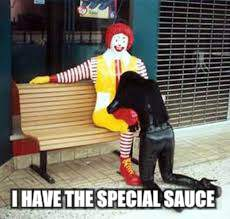 I HAVE THE SPECIAL SAUCE | made w/ Imgflip meme maker