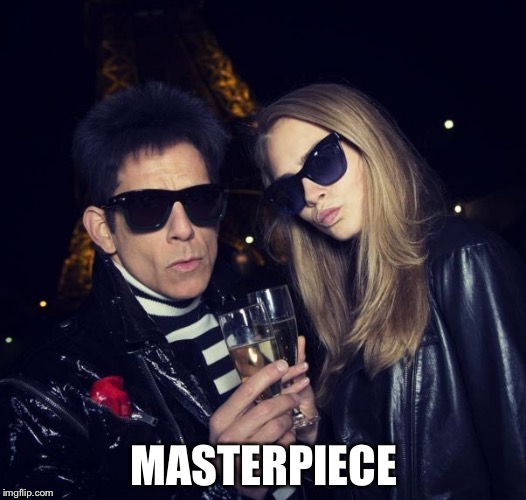 MASTERPIECE | made w/ Imgflip meme maker