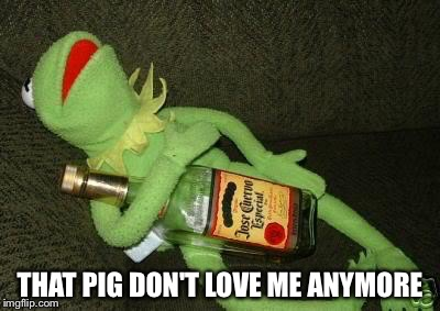 THAT PIG DON'T LOVE ME ANYMORE | made w/ Imgflip meme maker