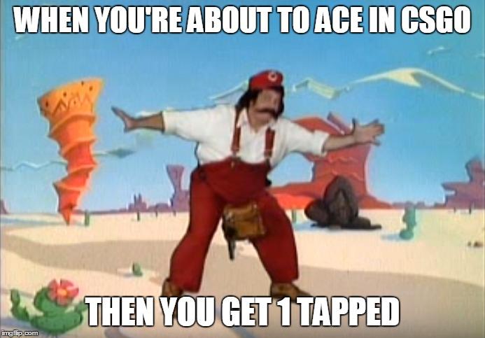 Mario Csgo Meme Make This The New Meme Imgflip