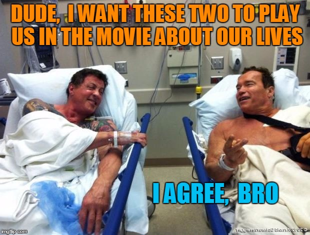 r n t | DUDE,  I WANT THESE TWO TO PLAY US IN THE MOVIE ABOUT OUR LIVES I AGREE,  BRO | image tagged in r n t | made w/ Imgflip meme maker