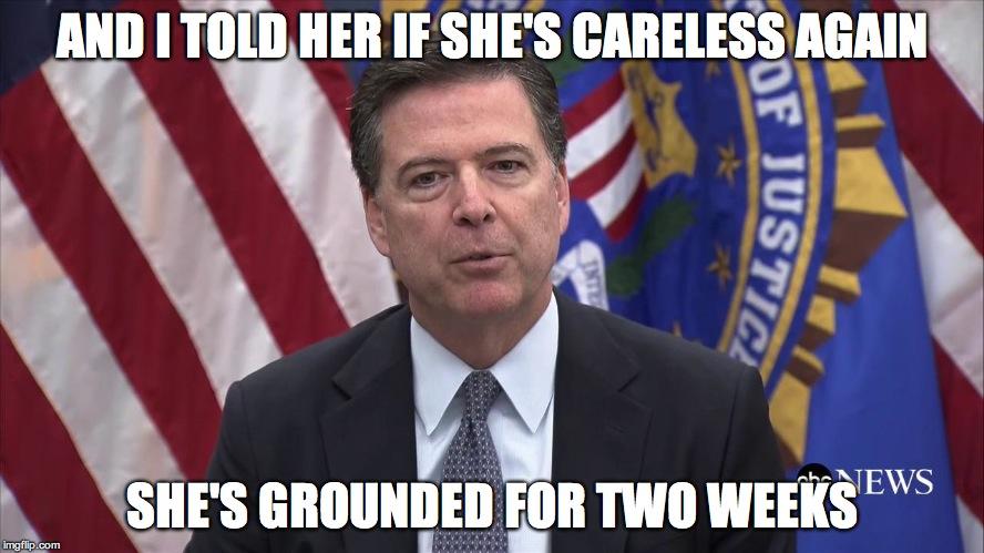 Fbi Director James Comey Meme Generator Imgflip
